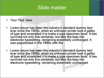 Bus Stop PowerPoint Templates - Slide 2