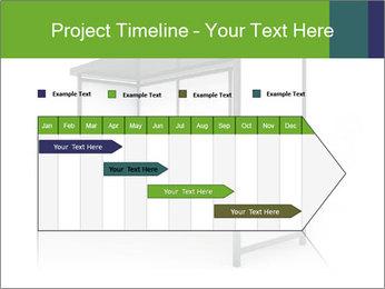 Bus Stop PowerPoint Templates - Slide 25