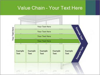Bus Stop PowerPoint Templates - Slide 27