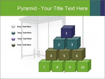 Bus Stop PowerPoint Templates - Slide 31