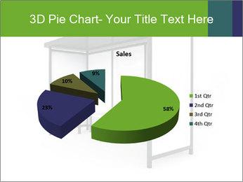 Bus Stop PowerPoint Templates - Slide 35