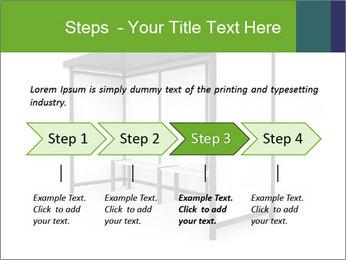 Bus Stop PowerPoint Template - Slide 4