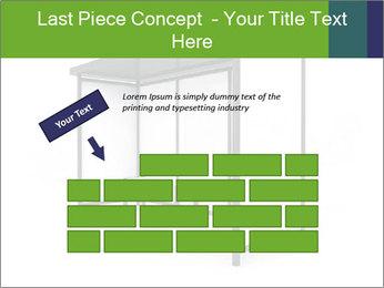 Bus Stop PowerPoint Templates - Slide 46