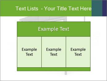 Bus Stop PowerPoint Templates - Slide 59