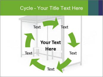 Bus Stop PowerPoint Templates - Slide 62