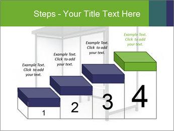 Bus Stop PowerPoint Templates - Slide 64