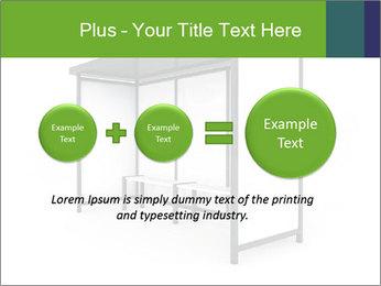 Bus Stop PowerPoint Templates - Slide 75