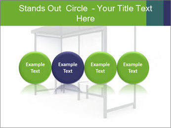 Bus Stop PowerPoint Templates - Slide 76