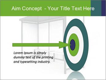Bus Stop PowerPoint Templates - Slide 83