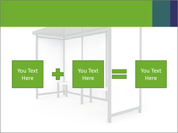 Bus Stop PowerPoint Templates - Slide 95