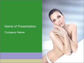 Beauty Procedures PowerPoint Templates - Slide 1