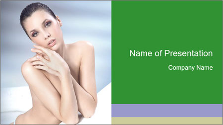 Beauty Procedures PowerPoint Template