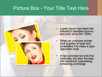 Bride with Perfect Body PowerPoint Templates - Slide 20