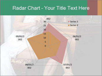 Bride with Perfect Body PowerPoint Templates - Slide 51