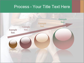 Bride with Perfect Body PowerPoint Templates - Slide 87