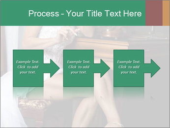Bride with Perfect Body PowerPoint Templates - Slide 88