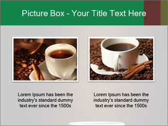 White Coffee Cup PowerPoint Template - Slide 18