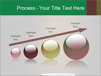 White Coffee Cup PowerPoint Template - Slide 87