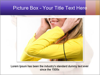 Fun Girl PowerPoint Template - Slide 16