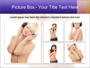 Fun Girl PowerPoint Template - Slide 19