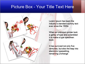 Folk Woman from Ukraine PowerPoint Template - Slide 23