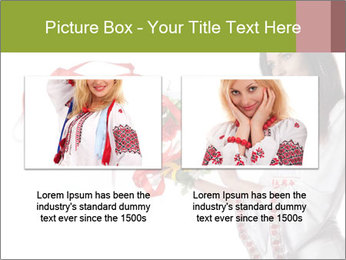 Ukraine Folk PowerPoint Template - Slide 18
