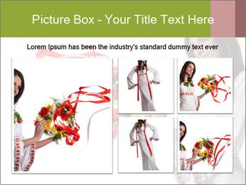 Ukraine Folk PowerPoint Template - Slide 19