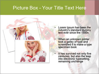Ukraine Folk PowerPoint Template - Slide 20
