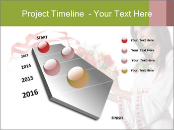 Ukraine Folk PowerPoint Template - Slide 26