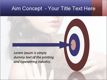 Stage Look PowerPoint Templates - Slide 83