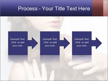 Stage Look PowerPoint Templates - Slide 88