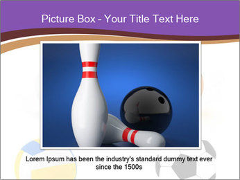 Types of Balls PowerPoint Template - Slide 15