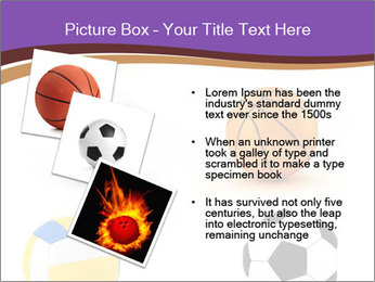 Types of Balls PowerPoint Template - Slide 17