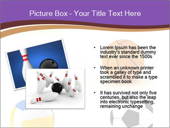 Types of Balls PowerPoint Template - Slide 20