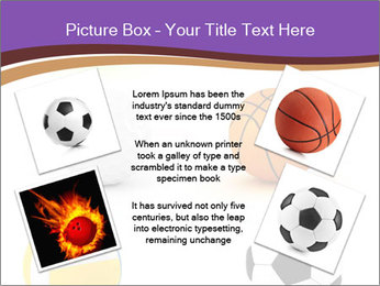 Types of Balls PowerPoint Template - Slide 24