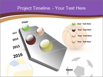 Types of Balls PowerPoint Template - Slide 26