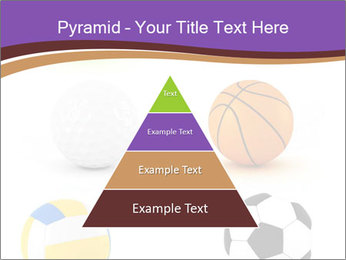 Types of Balls PowerPoint Template - Slide 30