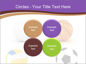 Types of Balls PowerPoint Template - Slide 38