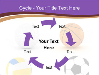 Types of Balls PowerPoint Template - Slide 62