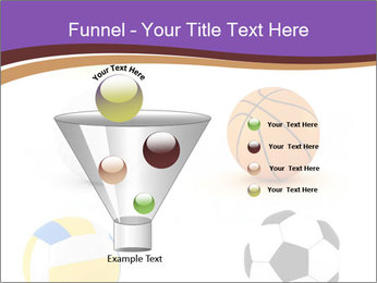 Types of Balls PowerPoint Template - Slide 63