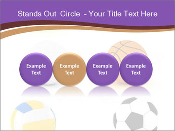 Types of Balls PowerPoint Template - Slide 76