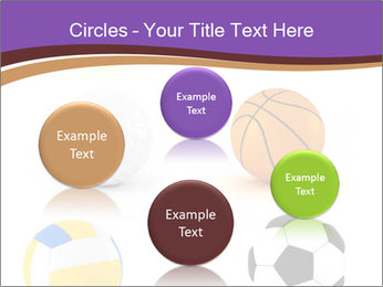 Types of Balls PowerPoint Template - Slide 77