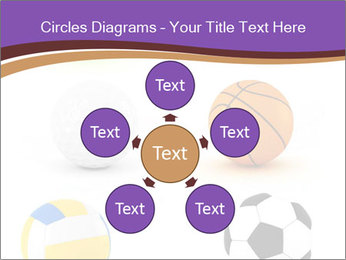 Types of Balls PowerPoint Template - Slide 78