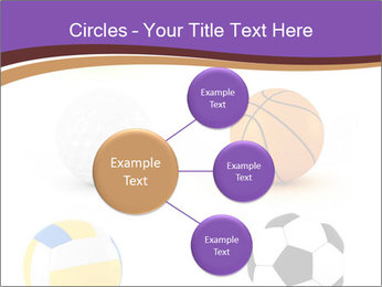 Types of Balls PowerPoint Template - Slide 79
