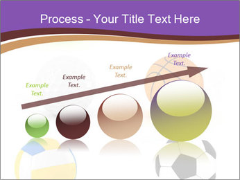 Types of Balls PowerPoint Template - Slide 87