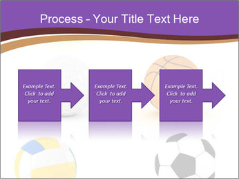 Types of Balls PowerPoint Template - Slide 88