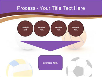 Types of Balls PowerPoint Template - Slide 93