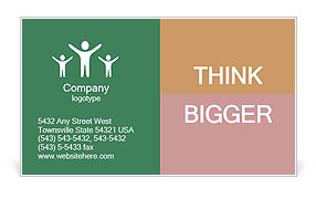 0000063515 Business Card Template