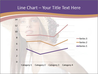 Fruits Over Female Hat PowerPoint Templates - Slide 54