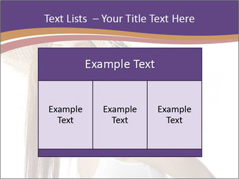 Fruits Over Female Hat PowerPoint Templates - Slide 59